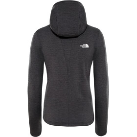 The North Face Impendor Light Midlayer Hoodie Women TNF Black Heather